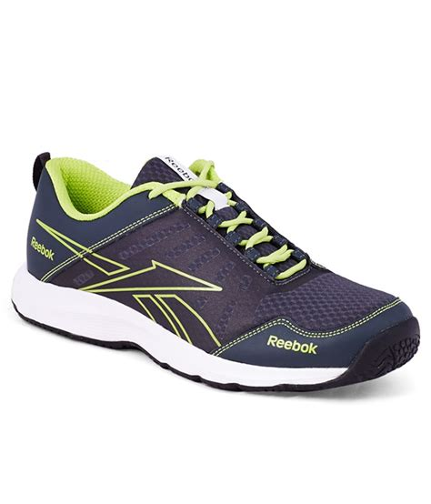 active sport shoes reebok real active lp navy sport shoes buy reebok real