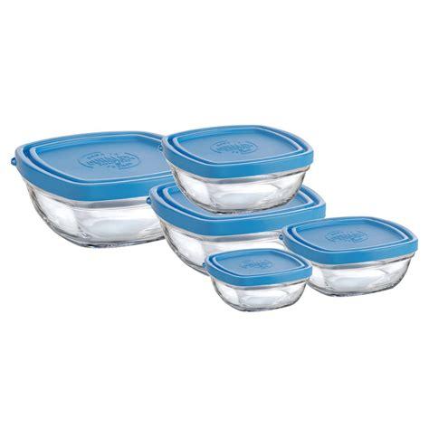 Tupperware Glass minimalist kit for the beginner cook chocolate zucchini