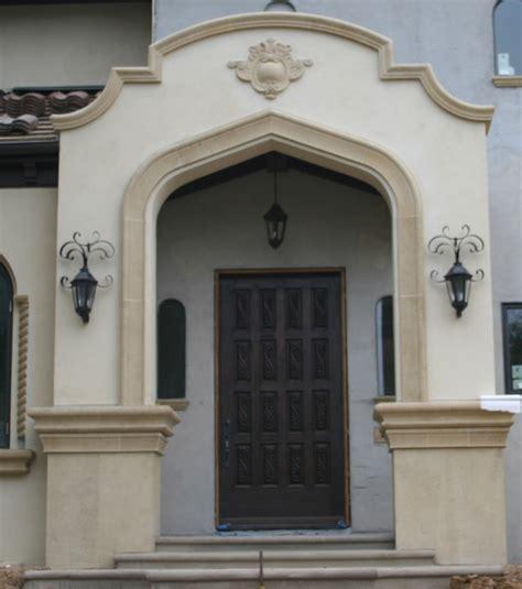 Exterior Molding & Trim enhance doors and windows