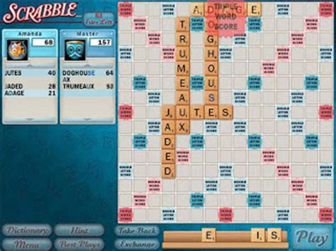 free scrabble version free software and scrabble