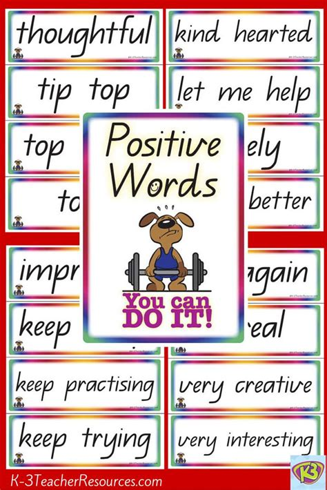 positive words  phrases