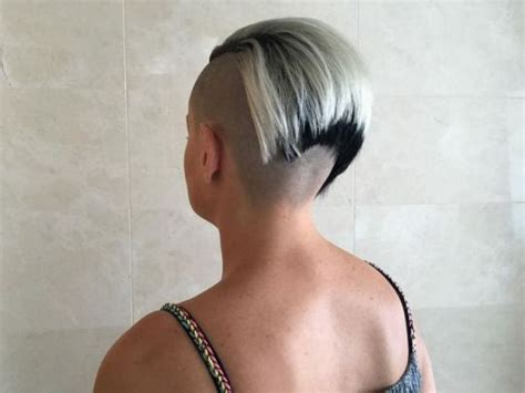 hairstyles cut into nape of neck 71 best high stacked bobs images on pinterest bob hairs