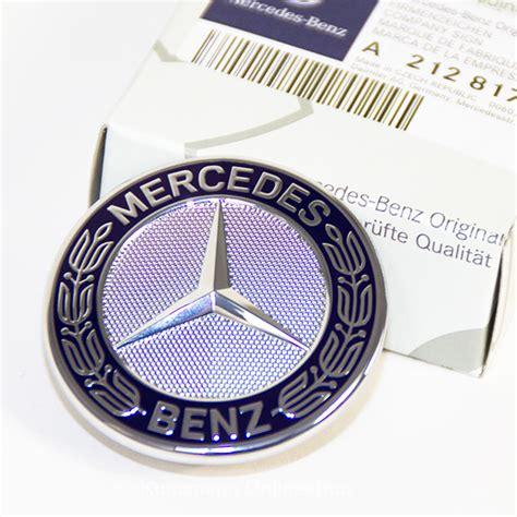 Emblem Kap Original Mercedes W212 original mercedes emblem mit motorhaube w205