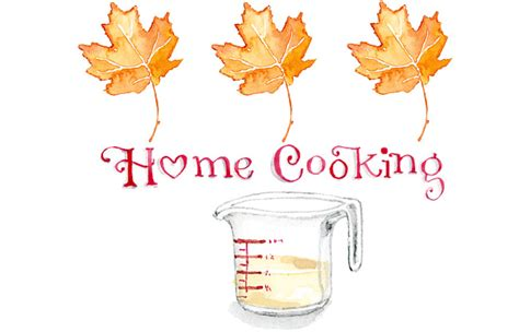 home cooking fall susan branch