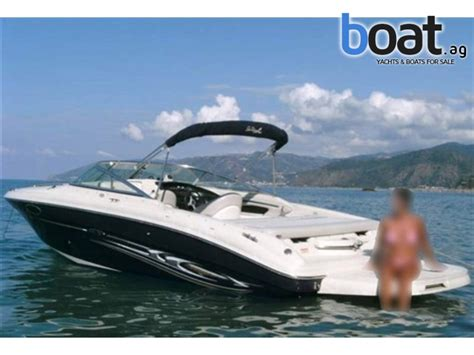 boats europe sea ray boats 240 overnighter europe for 31 000 eur for