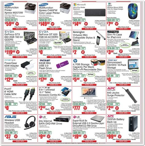 fry s electronics black friday 2014 fry s electronics ad scan buyvia