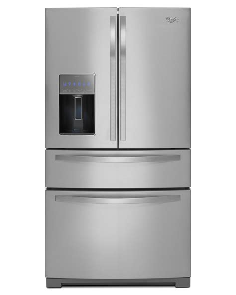 Whirlpool 28 1 Cu Ft French Door Refrigerator W Most