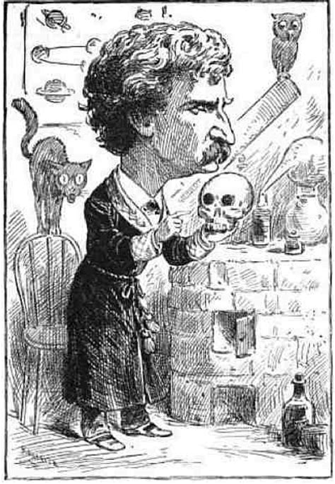 Mark Twain - Biographette - Life magazine - 22 March 1883
