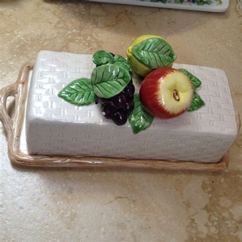 Decorative Butter by Decorative Ceramic Butter Cheese Plate With Cover
