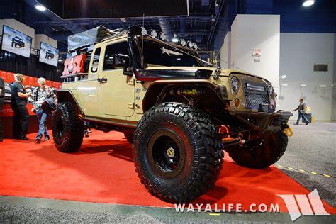 Rigid Jeep 2015 Sema Rigid Industries Jeep Jk Wrangler