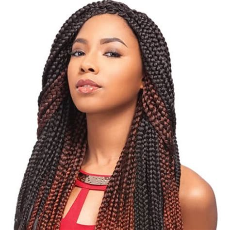 hair color and highlightes for box braids 50 glamorous ways to rock box braids hair motive hair motive