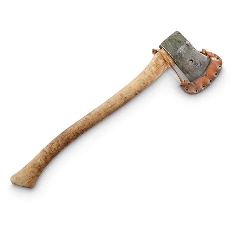 what is a tomahawk used for used swedish surplus axe with leather sheath 642699 tools at sportsman s guide
