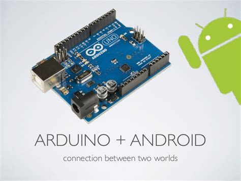 arduino android arduino android