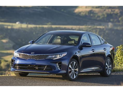 Kia Optima Customized 2016 Kia Optima Pictures 2016 Kia Optima 206 U S News