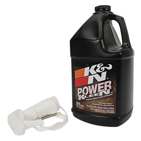 Kn Power Kleen Pembersih Air Filter k n 99 0635 power kleen air filter cleaner 1 gallon