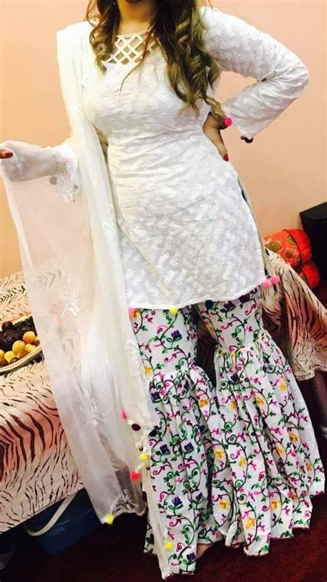 latest gharara pants collection  beststylocom