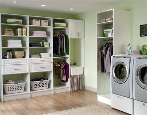 Kitchen Closet Organization Ideas by Decoraci 243 N En El Cuarto De Lavado