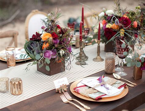Wedding Blogs by Rustic Bohemian Wedding Inspiration Inspired By This