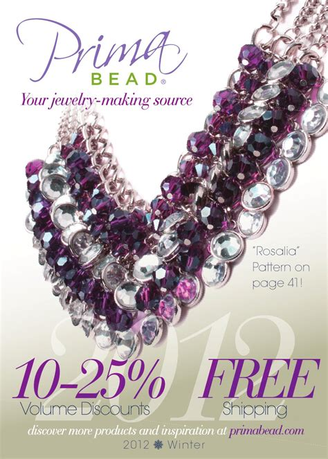 bead catalogs winter 2012 prima bead catalog by prima bead issuu
