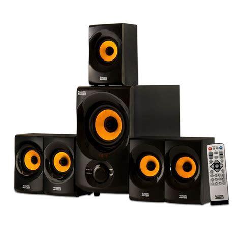 top   surround sound speakers   bass head