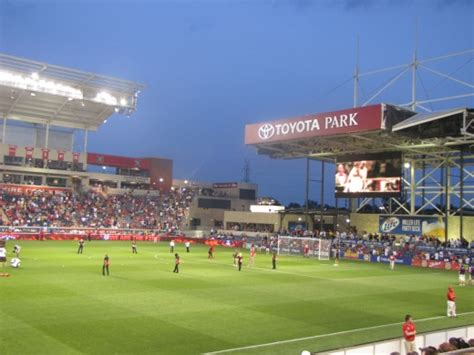 Toyota Park Chicago Directions To Toyota Park Chicago