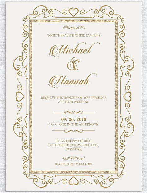 Wedding Invitation Card Style by 10 Design Tips For Creating Amazing Wedding Invitations