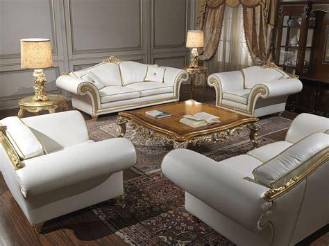 imperial poltrone imperial poltrone e divani classici in pelle beige
