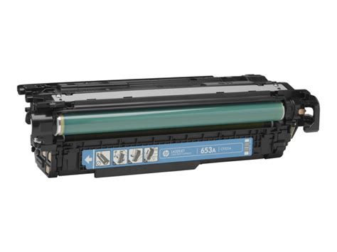 Toner Hp Laserjet 654a Cyan Cf331a Original cf331a hp 654a cyan original laserjet toner