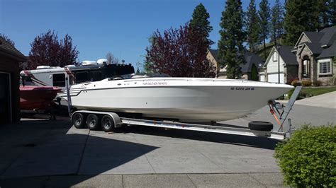 wellcraft boats for sale washington state wellcraft scarab boat for sale from usa
