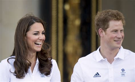 Prince Harry visits Kate Middleton and Prince William's baby
