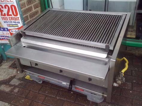 Take Away Kitchen Equipment by Catering Commercial Bbq Kebab Charcoal Grill Fast Food