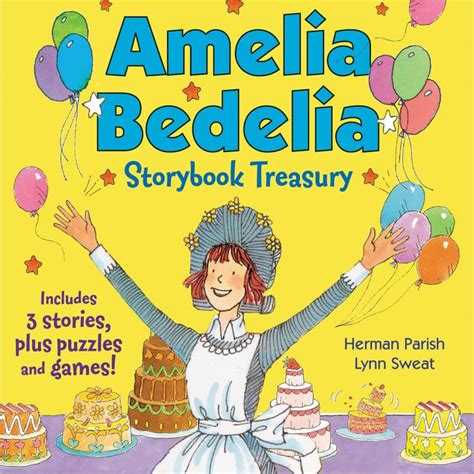 harpercollins treasury of picture book classics amelia bedelia storybook treasury 2 classic herman
