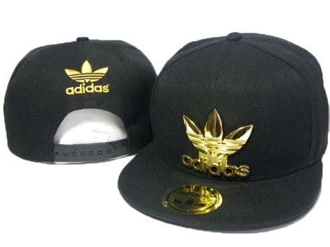 Snapback Adidas Logo Gold C04 mens adidas the adidas original gold metal logo novelty
