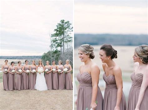 7 Lovely Alternatives To Bridesmaids Dresses by Gorgeous Bridesmaid Dresses Rustic White Photography