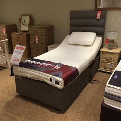 performance adjustable bed  headboard clearance