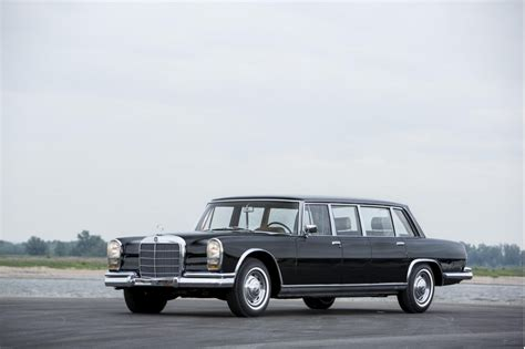 1965 mercedes 600 pullman going up for auction
