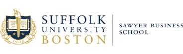 Suffolk Part Time Mba by Sawyer Business School Mba Programs
