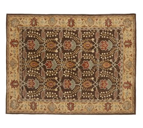 pottery barn rug brandon style rug pottery barn