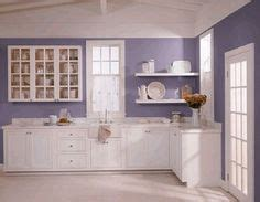 White Kitchen Purple Walls by 1000 Images About Lavender Kitchens On