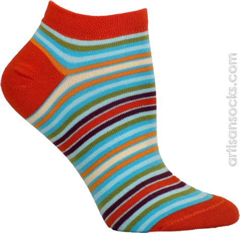 sock images ozone funky striped ankle socks
