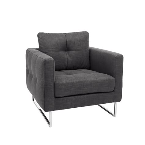 dwell armchair paris armchair charcoal fabric dwell