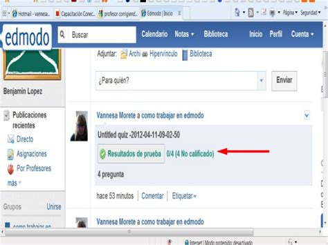 tutorial about edmodo edmodo tutorial para el estudiante