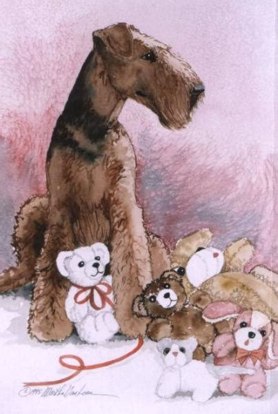 winter airedale haircut 1000 images about airdale on pinterest hand painted
