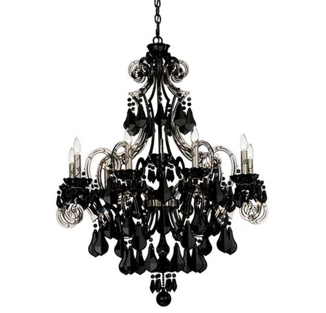 Modern Black Chandeliers Modern Black Chandelier Home Design Ideas