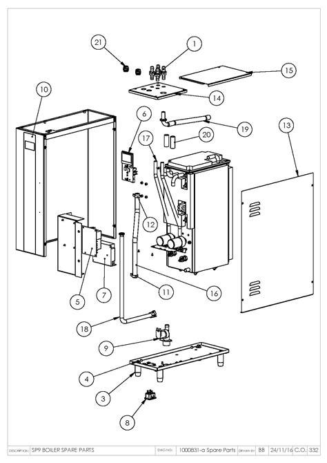 boiler parts diagram peerless boiler parts breakdown ideas electrical