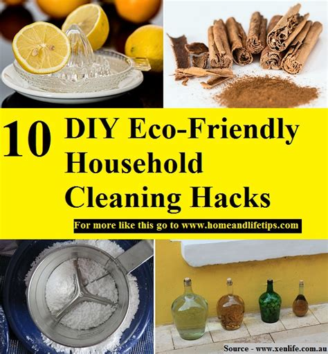 eco friendly diy products 10 diy eco friendly household cleaning hacks home and