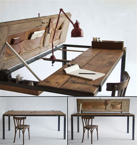 I Want A Desk by Cool Thing We Want 310 Lovely Converted Antique Door To