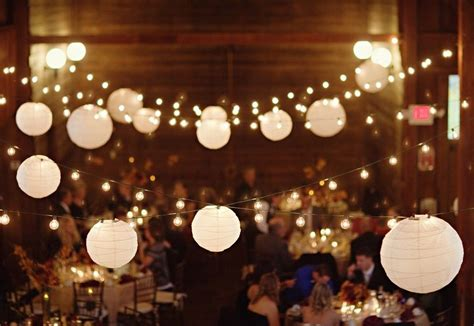 lanterns with lights large white paper lantern string lights realrun home