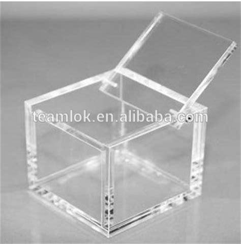 Akrilik Box 1 Draw color acrylic display cube box with open lids buy