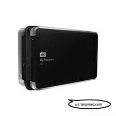 Hdd External Jogja jual disk external wd mypassport thunderbolt 2tb
